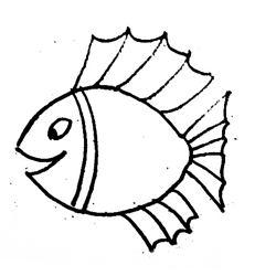 Рисунок Рыба