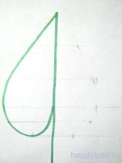 Как рисовать симметричные предметы