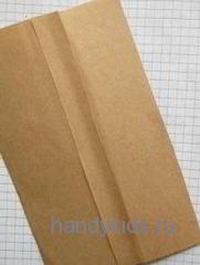 Заклеивание бумаги