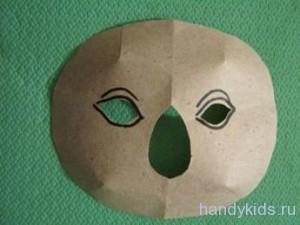 Карнавальные маски из бумаги и картона