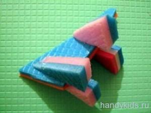 Изготовление игрушек из изолона