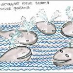 Из жизни китов и кашалотов