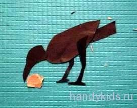 Покормим птичку