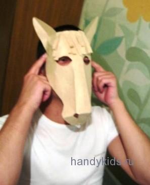 Голова лошади своими руками фото 766