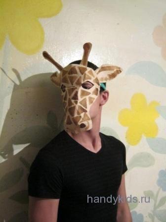 Вполне убедительный Жираф