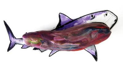 Лепка Акула - этап 1