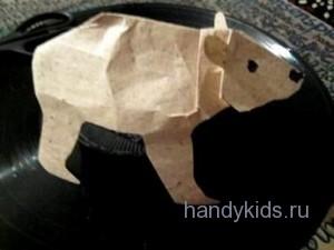 Модель медведя