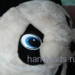 Сказка о том, почему у лебедей лапы и нос чёрные.