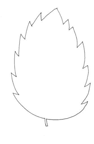 Раскраска -штриховка лист