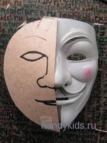 Примерим маску на лицо