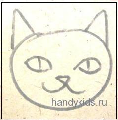 Мордочка кошки