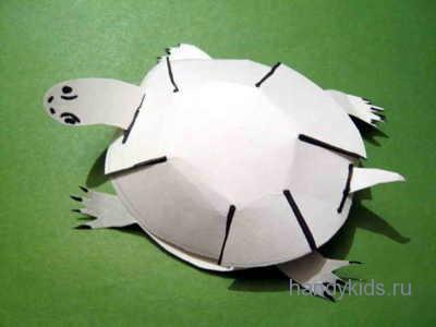 Бумажная черепаха