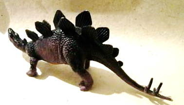 Стегозавр игрушка