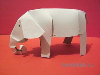 Слон бумаги