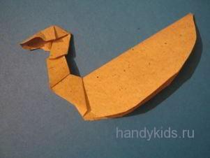 Модель гуся