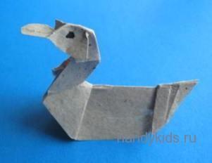Модель утки