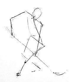 Рисуем хоккеиста - схема