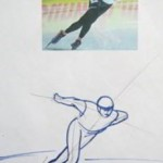 Готовимся к конкурсам рисунков на темы «Олимпиада» и «Спорт»