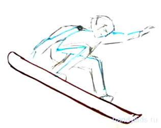 Сноубордист   17