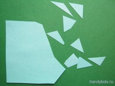 Способы вырезания из бумаги
