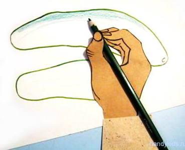 Как выполнять раскраску Огурец