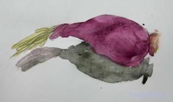 Рисунок лук