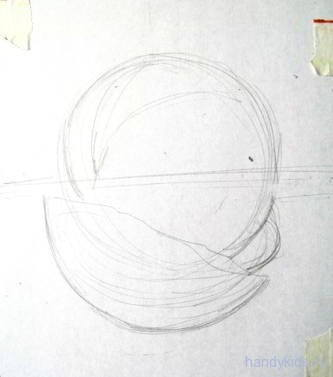 Арбуз рисунок