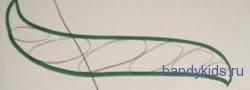 как нарисовать круглые горошины
