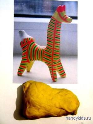 Филимоновский конь