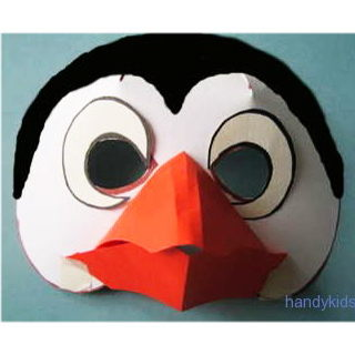 Маска Пингвина