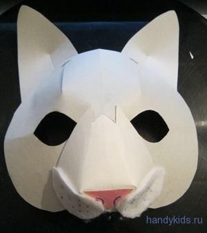 maska kota 012