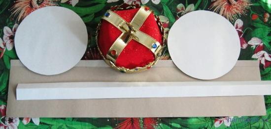 Детали  шляпной коробки