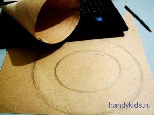 Как сделать бумажную шляпу для ведьмы