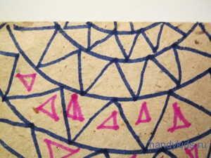 Вписанные треугольники