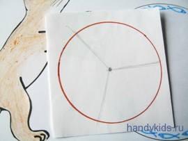 Разделим пирог на три равные части