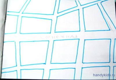 План расположения улиц