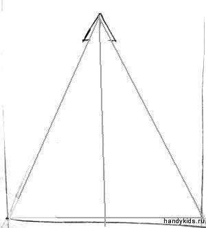 Построение геометрической Ёлки
