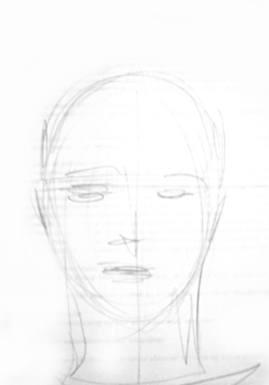 Голова человека.