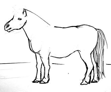Рисуем пони -7