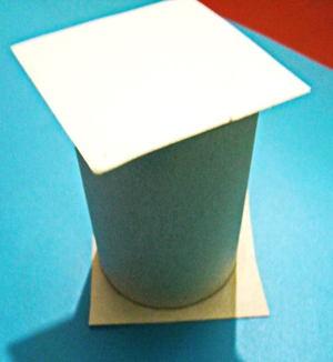 Сделаем цилиндр из бумаги