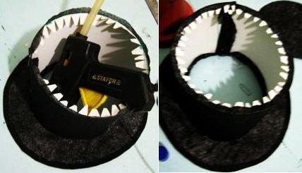 Инструкция по изготовлению шляпы-цилиндра из бумаги.