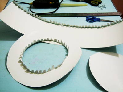 Как сделать цилиндр из бумаги на голову фото 272