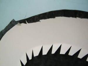 Этапы изготовления шляпы из бумаги