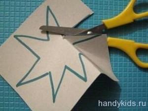 Как вырезать из бумаги