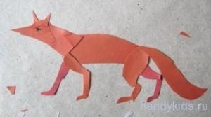 Как изобразить лису