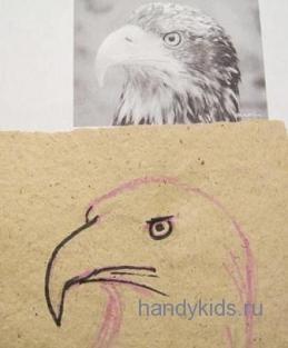 """Рисуем черты """"лица"""""""