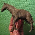 Как слепить лошадь/коня