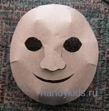 Сделаем маску выпуклой