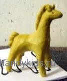 Дымковский конь