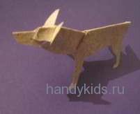 Модель волка